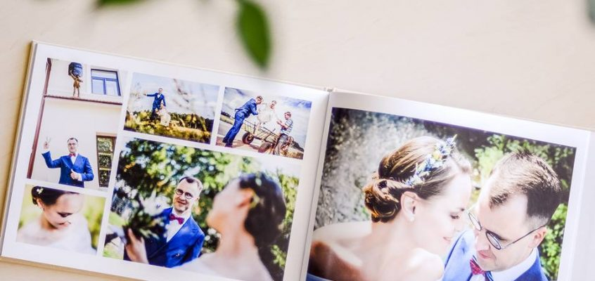 6 Easy Steps to a Personalised Wedding Guest Book