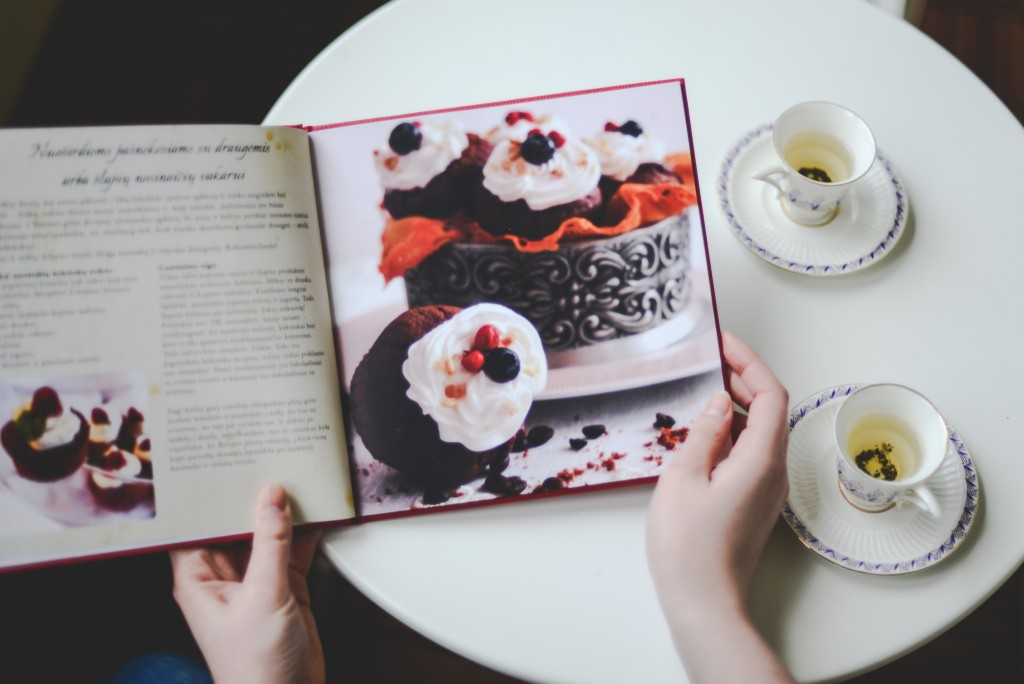 5 Personalised Cookbooks You Can Make Yourself | blog.zoombook.com