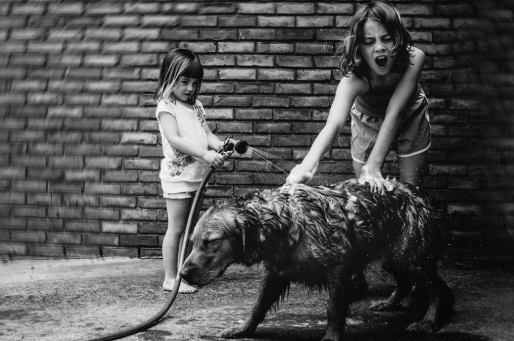 Strong is the New Pretty: Mum Empowers Her Daughters Through Photography