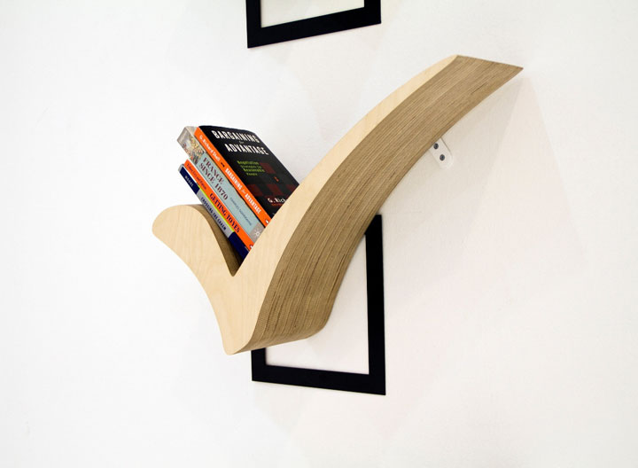 15 Bookshelf Designs That Will Wake Your Inner Bookworm | blog.zoombook.com