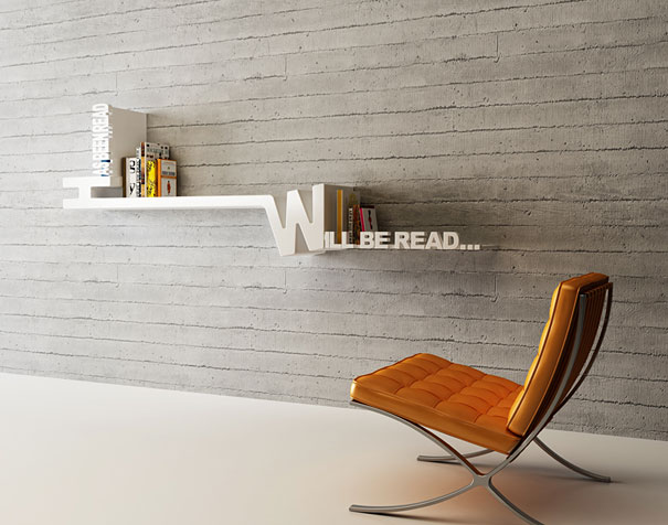 15 Bookshelf Designs to Wake Your Inner Bookworm