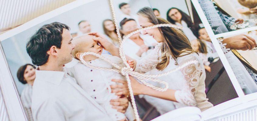 Kaip įamžinti krikštynų nuotraukas