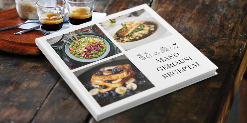 Asmeninė receptų knyga