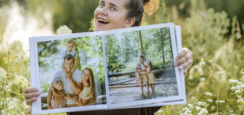 Fotografai rekomenduoja: A. Razauskienė dalinasi patarimais, kaip susikurti Zoombook fotoknygą